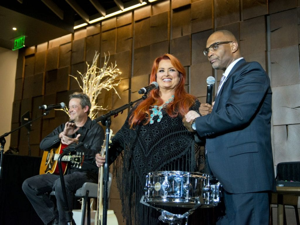 Wynonna Judd Performs at HOPE for Prisoners Event