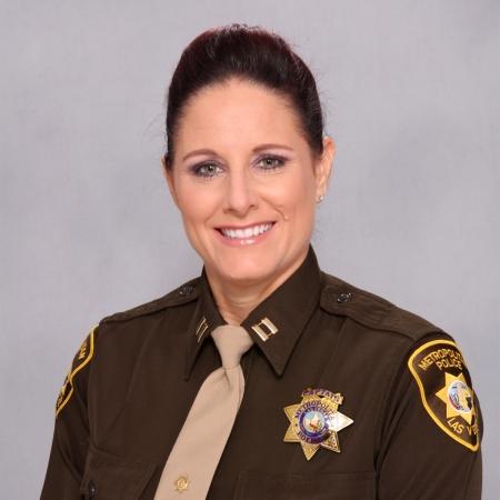 Captain Roxanne McDaris