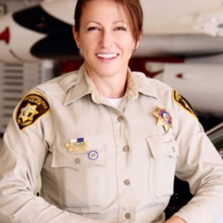 Detective Cindy Williams